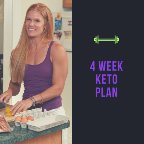 4 Week Keto Plan