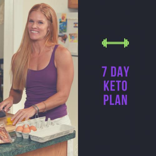 7 Day Keto Plan