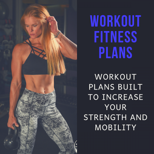 Workout Fitness Plans